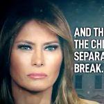 Melania Trump Caught On Tape Swearing In Response To Border Child
