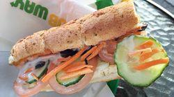 「サブウェイのパン」はパンではない。アイルランドで判決