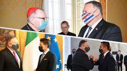 Mike Pompeo a Repubblica: