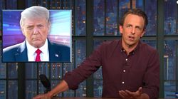 Seth Meyers Names The One Way To Get Trump To Behave At The