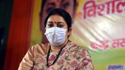 Post Hathras, Smriti Irani's Speech On Women Empowerment In India Baffles