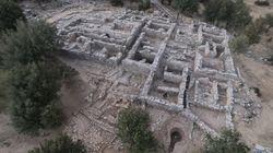 Αποκαλύφθηκε ιερό στηΖώμινθο, το μινωικό παλάτι στον