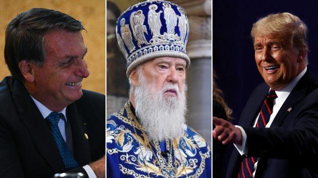 Bolsonaro, el Patriarca Filaret y