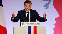 Toutes les annonces de Macron contre le