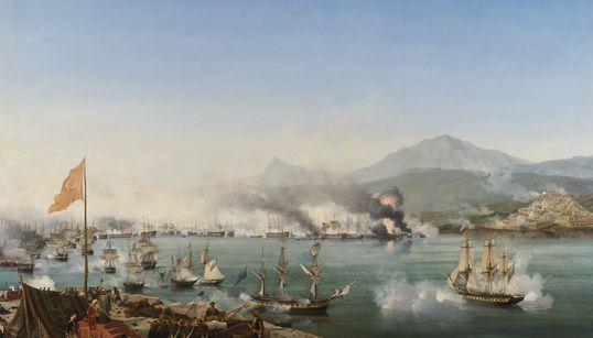 Οκτωβρίος 1827 - Η Ναυμαχία του Ναυαρίνου και η ιστορία του αρχηγού του γαλλικού