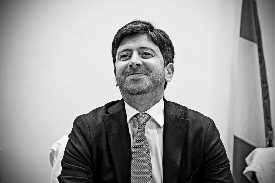 Roma 30/09/2019, presentazione della campagna Frecciarosa 2019, per la prevenzione oncologica a bordo...