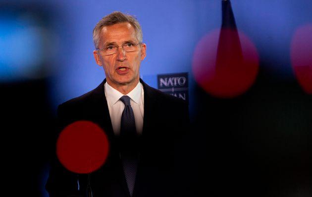 Επίσκεψη του γγ του ΝΑΤΟ σε Ελλάδα και