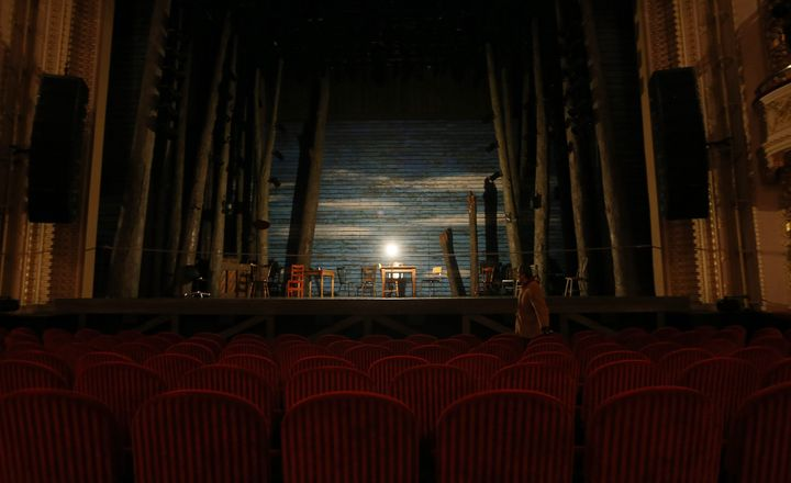 Pandemic-era restrictions have shut down theatres and put many artists out of work.