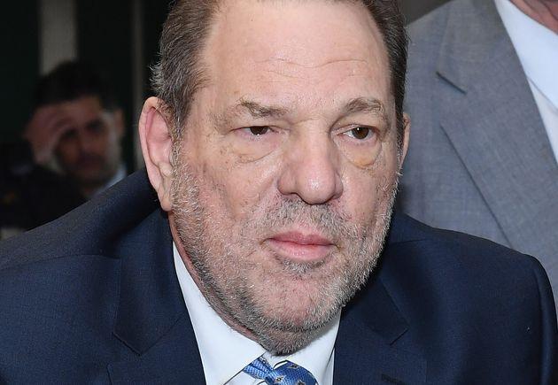 Harvey Weinstein, ici à New York aux États-Unis, le 24 février