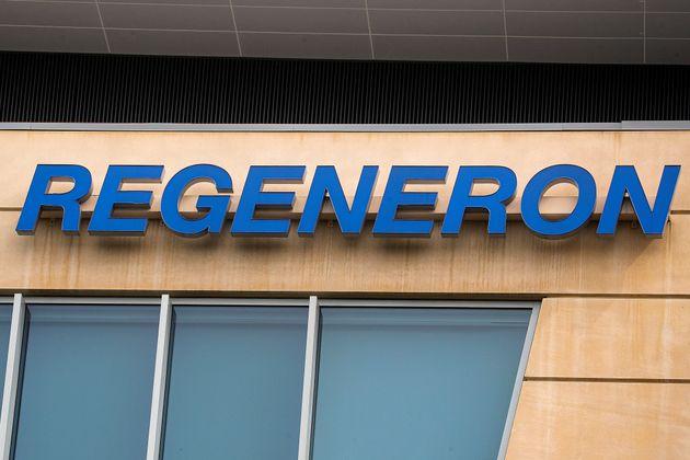 La société de biotechnologie Regeneron, qui développe le traitement à base...