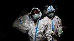 India's Coronavirus Death Toll Crosses