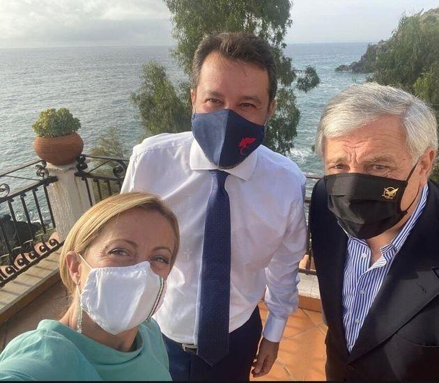 Salvini / Meloni / Tajani