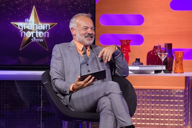 Graham Norton is best known for hosting his BBC chat show