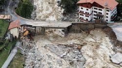 Plusieurs disparus dans les Alpes-Maritimes,