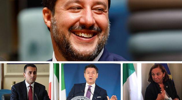 Salvini, processo