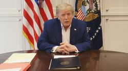 Trump asegura que se encuentra bien y que los próximos días serán