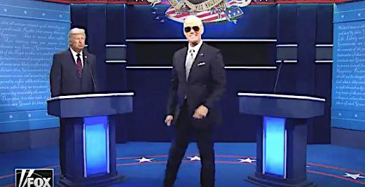 SNL hosted its own presidential debate