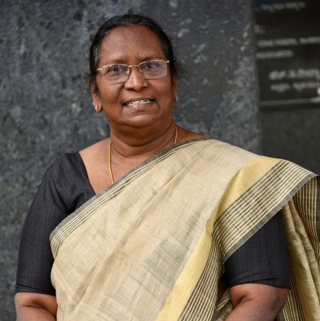 Ruth Manorama, veteran Dalit rights activist, founded the Federation of Dalit Women in