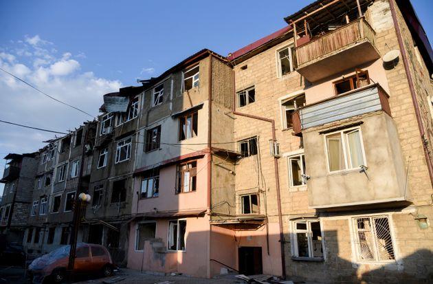 Νέα πλήγματα στην πρωτεύουσα του Ναγκόρνο Καραμπάχ- αναφορές για βομβαρδισμούς σε αζερικές
