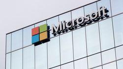 Κοινή ανακοίνωση Μητσοτάκη- Microsoft τη
