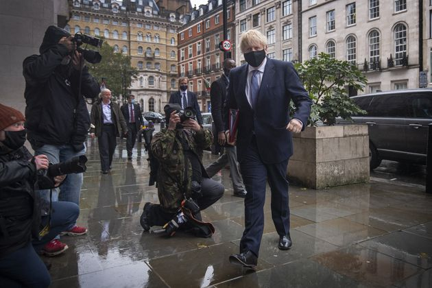 Boris Johnson Wants You To Live Fearlessly But With Common Sense Amid Covid