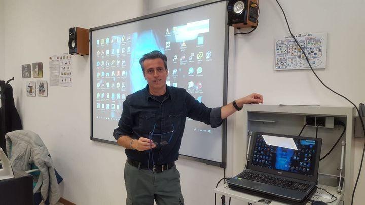 Il professor Carlo Mazzone