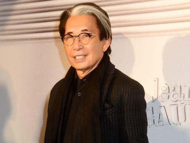 Kenzo Takada, en enero de