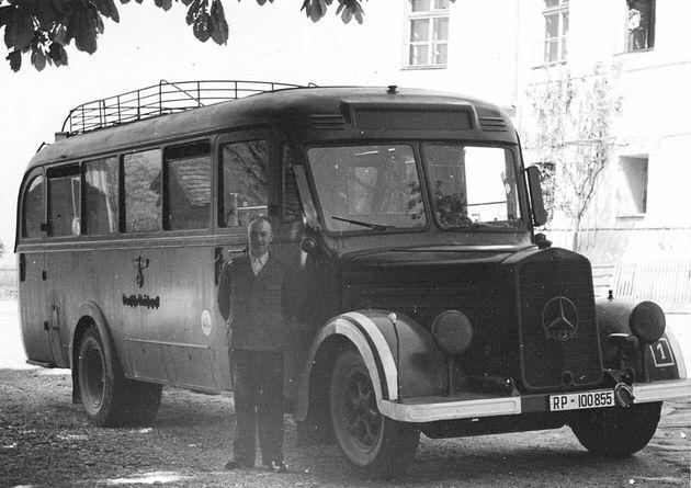 Το λεωφορείο που...