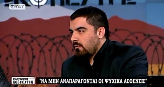 Ο Αρτέμης Ματθαιόπουλος,...