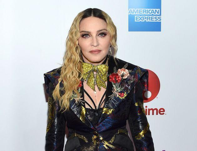 Madonna aurait refusé de collaborer avec David Guetta pour cette raison improbable (photo d'archives...
