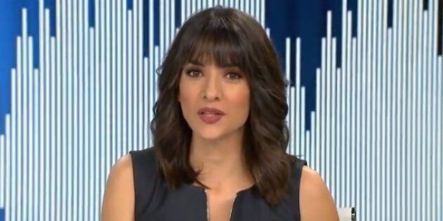 Esther Vaquero en 'Antena 3
