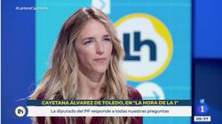 Cayetana Álvarez de Toledo confirma que no se va del PP y valora así a su