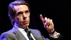 Aznar revela qué votaría en la moción de censura de Vox: