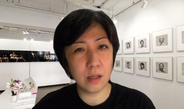 NPO法人「マイフェイス・マイスタイル」代表の外川浩子さん