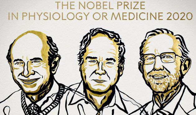 Los premiados con el Nobel de Medicina