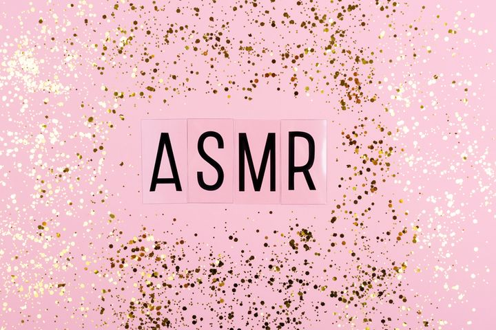 The whole point of ASMR is to relax people.