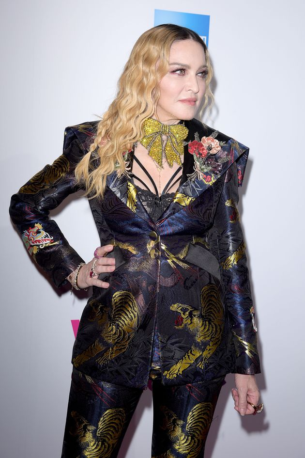 Madonna's Reason For Turning Down A Collaboration With David Guetta Is So Very Madonna
