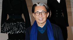 La mort du styliste Kenzo provoque un vif émoi au