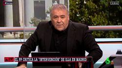 Ferreras se despide de 'Al Rojo Vivo' con este sutil palo a un dirigente