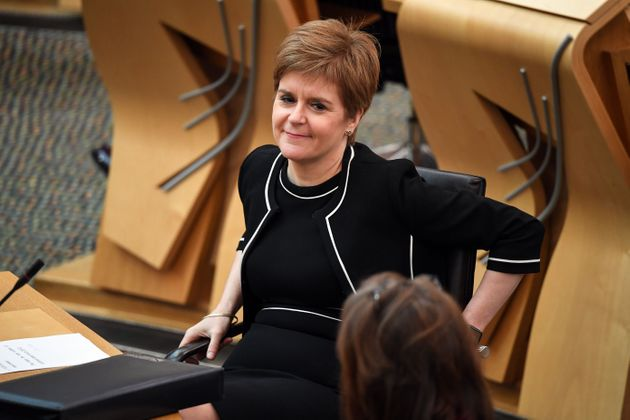 Nicola Sturgeon Accidentally Calls MP At Centre Of Coronavirus Scandal 'Margaret Covid' –