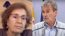 La viróloga Margarita del Val contradice a Fernando Simón y señala el lugar