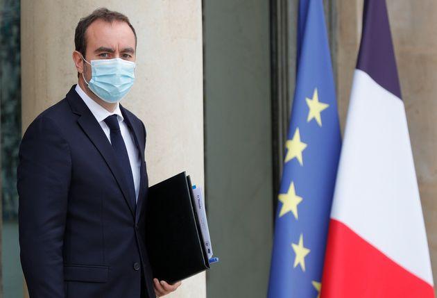 Sébastien Lecornu, ici à l'Élysée le 23 septembre 2020 à