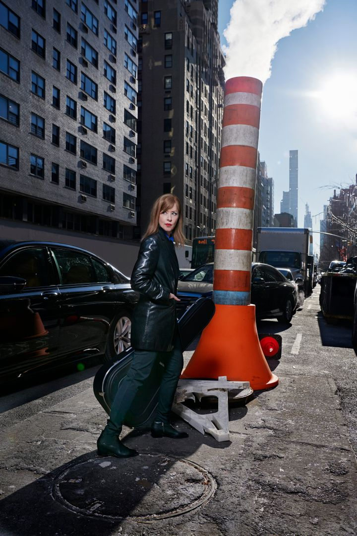Suzanne Vega has two livestreaming shows coming up to coincide with the release of her new album.