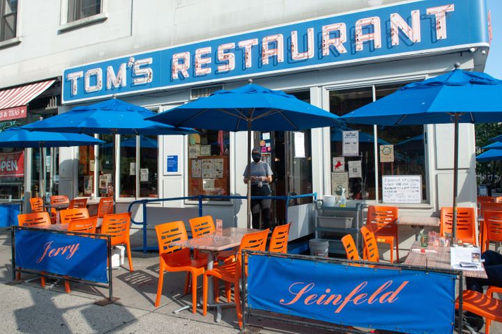"Vega sang about New York's Tom's Restaurant, which would later be featured as an exterior in ""Seinfeld."""