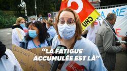 À Rouen, la réanimation déjà