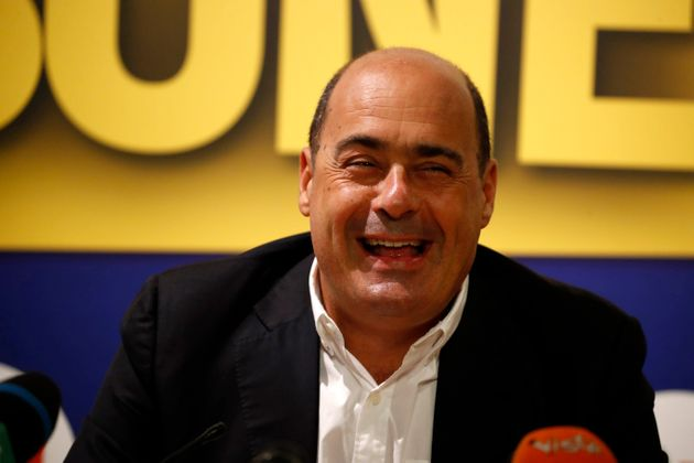 Nicola Zingaretti canta vittoria per i ballottaggi: