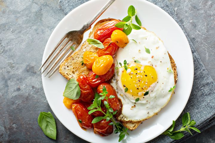 Eggs contain choline, which aid your brain's memory center.