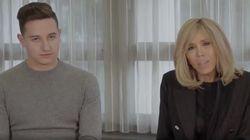 Florian Thauvin et Brigitte Macron appellent les jeunes à