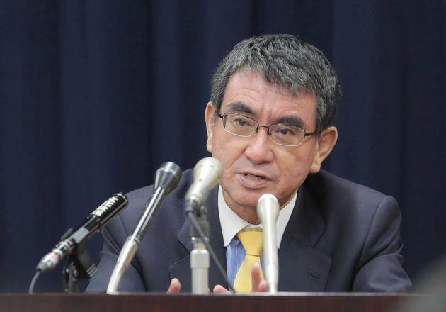 河野太郎行政改革担当大臣