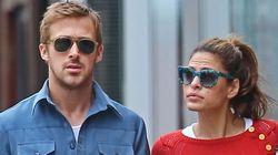 El motivo por el que no ves nunca a Eva Mendes y a Ryan Gosling